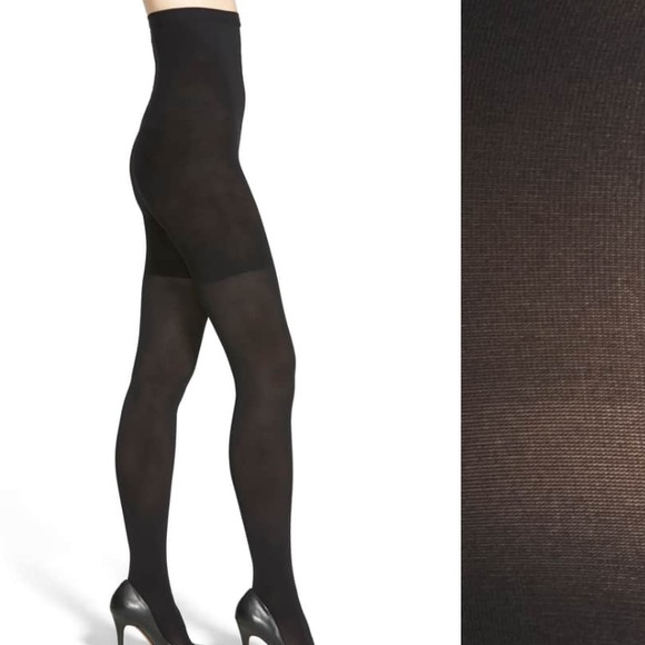 402237981d9 Spanx high waisted luxe Leg opaque all day shaping.  M 5c588e775c4452a009c4afdc